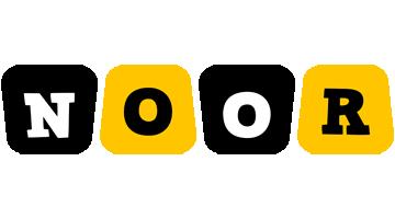 Noor boots logo