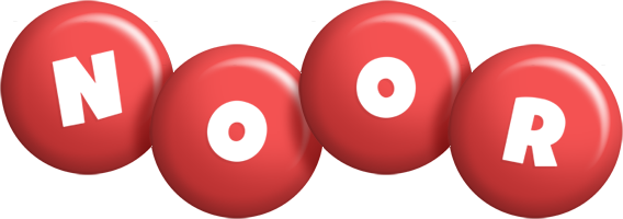 Noor candy-red logo