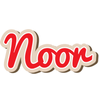 Noor chocolate logo