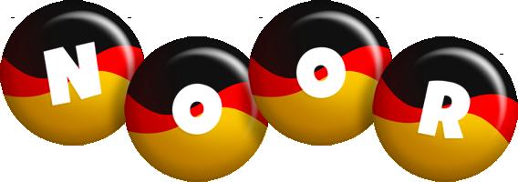 Noor german logo