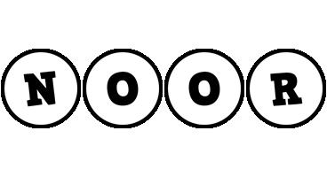 Noor handy logo