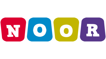 Noor kiddo logo