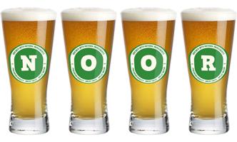 Noor lager logo