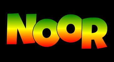 Noor mango logo