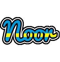 Noor sweden logo