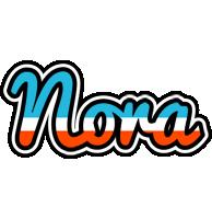 Nora america logo