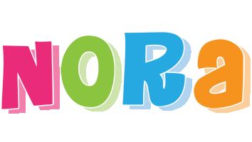 Nora friday logo