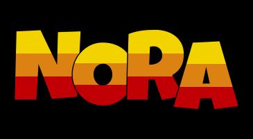 Nora jungle logo