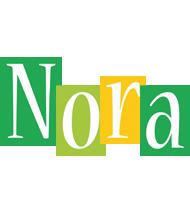 Nora lemonade logo