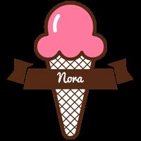 Nora premium logo