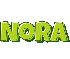 Nora summer logo