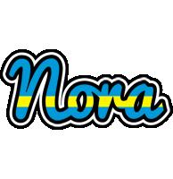 Nora sweden logo
