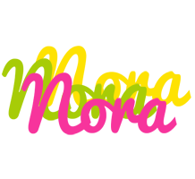 Nora sweets logo