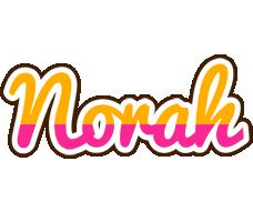 Norah smoothie logo