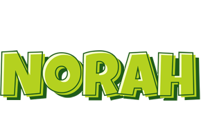 Norah summer logo