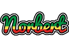 Norbert african logo