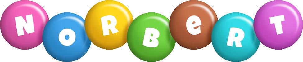 Norbert candy logo