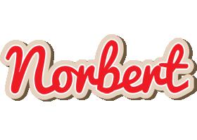 Norbert chocolate logo