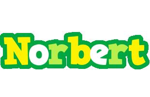 Norbert soccer logo