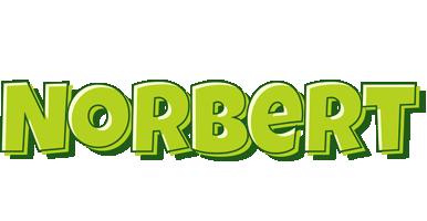 Norbert summer logo