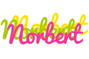 Norbert sweets logo