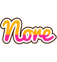 Nore smoothie logo