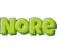 Nore summer logo