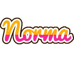 Norma smoothie logo