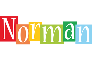 Norman colors logo
