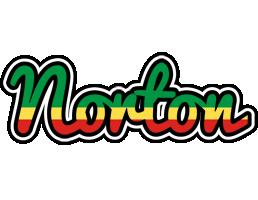 Norton african logo