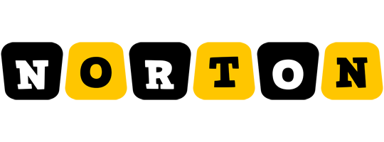 Norton boots logo