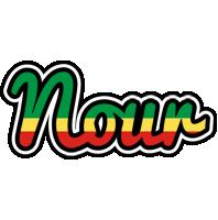 Nour african logo