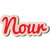 Nour chocolate logo