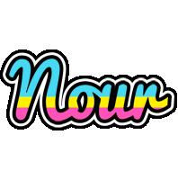 Nour circus logo