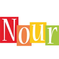 Nour colors logo