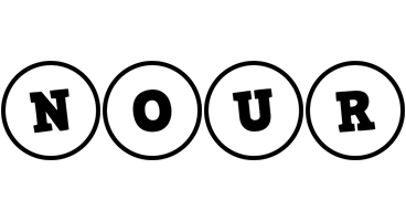 Nour handy logo