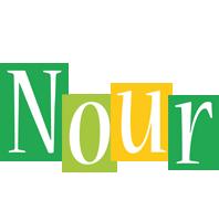 Nour lemonade logo