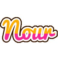 Nour smoothie logo