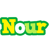Nour soccer logo