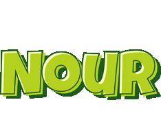 Nour summer logo