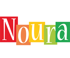 Noura colors logo