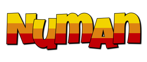 Numan jungle logo