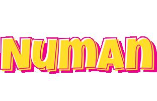 Numan kaboom logo