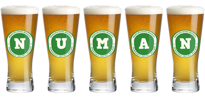 Numan lager logo