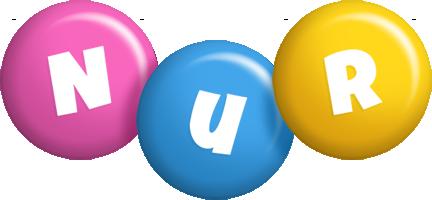 Nur candy logo