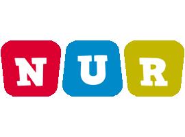 Nur daycare logo