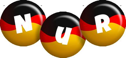Nur german logo
