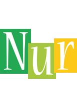 Nur lemonade logo