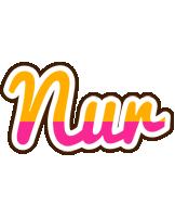 Nur smoothie logo