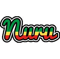 Nuru african logo